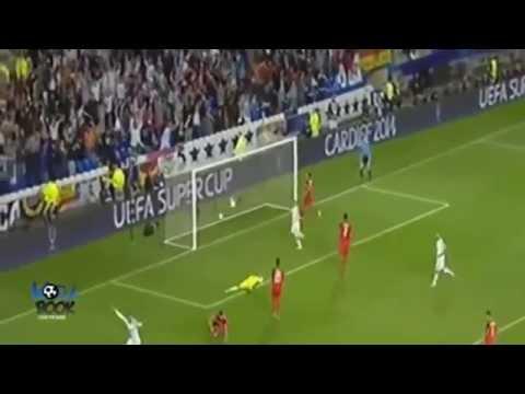 Real Madrid vs Sevilla 2 0 All Goals  HD UEFA Super Cup 2014
