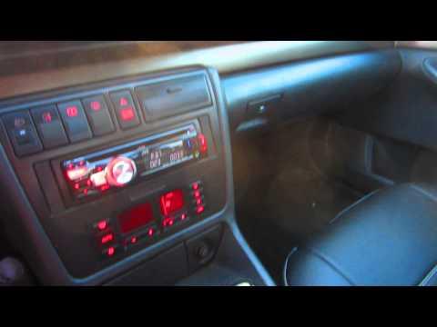 Audi A4 B5 - Interior