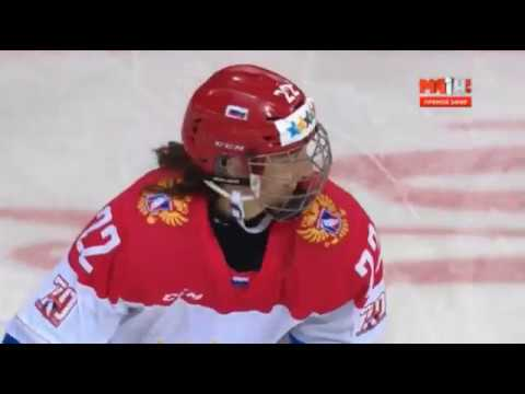 Зимняя Универсиада. Almaty 2017. USA - RUS.  3rd period. 1:7