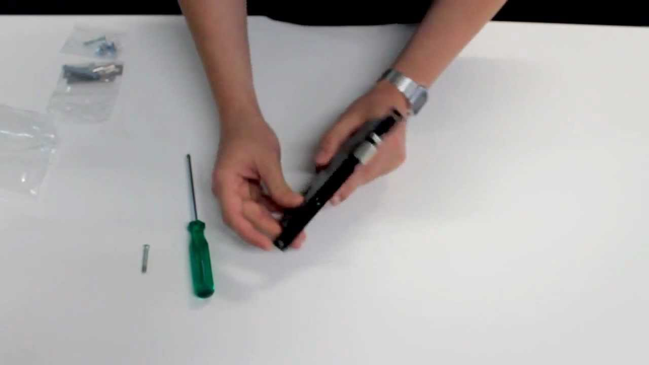 How To Replace Barrel On Whitco Mk2 Tasman Screen Door