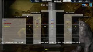 AOE || 2VS2 || HOÀNG MAI NHI, VANELOVE VS BIBI, HƯNG NHỔN, 12/8/2017