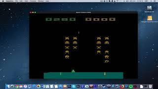 How To Play Space Invaders on MAC? Atari 2600 Emulator Tutorial