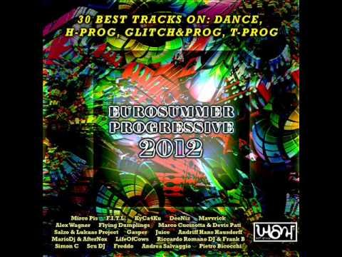Riccardo Romano DJ&Frank B - Ninety [#16 - EURO Summer Progressive 2012]