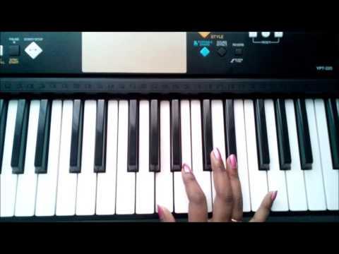Oru Paathi Kathavu song on keyboard