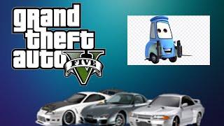Car Guys Play GTA V