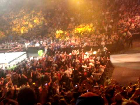 WWE Royal Rumble 2011-Booker T Entrance