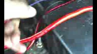 1992 maxima fuel injector wrong wire...