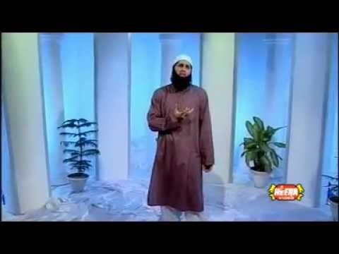 Junaid Jamshed | Ilahi Teri Chokhat Per | Amazing Hamd Multazim Lyrics video