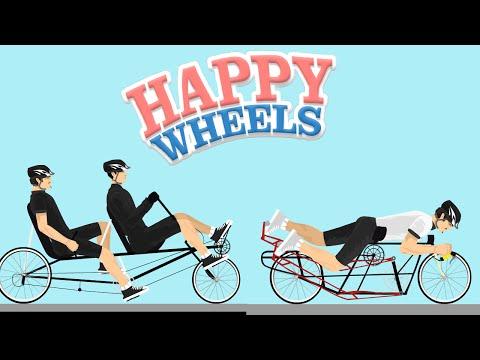Happy Wheels - TOO LUCKY