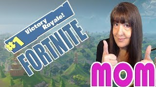 MOM PLAYS FORTNITE 💗 SLURP! KA-POW! KRACK-A-TAC-TAC! 💗 FAMILY FRIENDLY STREAM  👨‍👩‍👦‍👦
