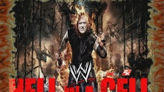 WWE Hell In A Cell:Official Theme