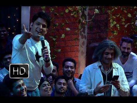 Kapil Sharma's Funny Comedy With Dr. Mashur Gulati At Movie Trailer Launch thumbnail