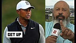 Tiger Woods not quite as sharp, but does he stand a chance at The Open? | Get Up