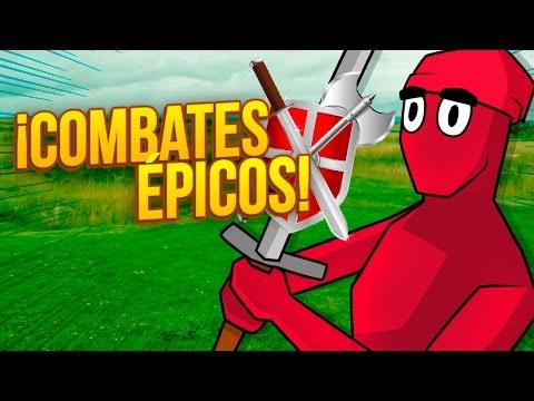 ¡LAS BATALLAS MÁS ÉPICAS! - Totally Accurate Battle Simulator   iTownGamePlay