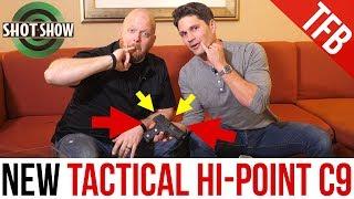 [SHOT SHOW 2019] Hi-Point Reveals a NEW Tactical 9mm Pistol!