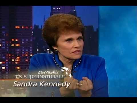 Sandra Kennedy with Sid Roth - Faith Healing