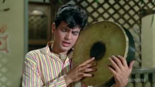 Khushi Ki Woh Raat Aa Gayee HD   Dharti Kahe Pukarke Songs   Jeetendra   Nanda   Filmigaane