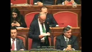 video ROMA, 24 MAR. -