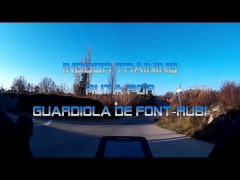 Ruta por Guardiola de Font-Rubi