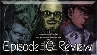 Prison Break - Golden Kamuy Season 2 Episode 10 (22) Anime Review