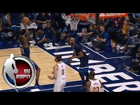 Andrew Wiggins making a statement for Timberwolves this NBA season   ESPN
