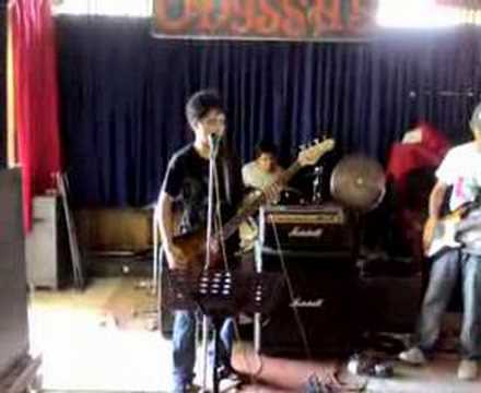 DASHBOARD CONFESSIONAL COVER (HANDS DOWN)