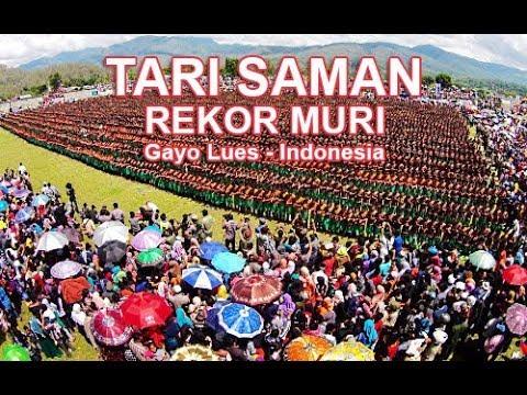 Download Lagu Luar Biasa Sangat Mendunia | Ratusan Ribu Penonton Tari Saman di Gayo Lues - Aceh Indonesia MP3 Free