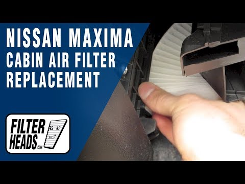 2011 Nissan Maxima Cabin Air Filter