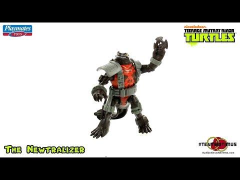 Video Review of the Nickelodeon Teenage Mutant Ninja Turtles: Newtralizer