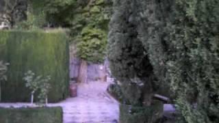 los bellos jardines de la fortaleza arabe ll