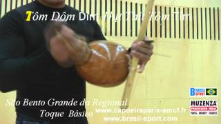 Berimbau toques & how to play the berimbau