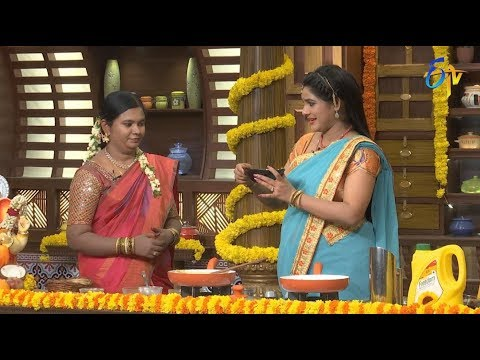 Telugu Ruchi | 14th September 2018 | Full Episode | ETV Telugu