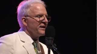 Steve Martin and The Steep Canyon Rangers ~ Pretty Little One ~ DelFest 2012