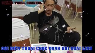 Gọi điện thoại chọc danh hài Hoài Linh hài hước nhất