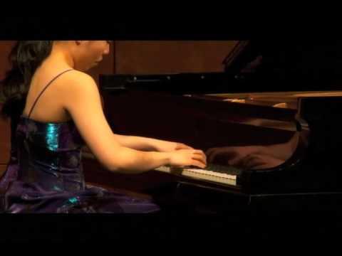2010 Avery Fisher Career Grant recipient Joyce Yang, pianist (Part 2)