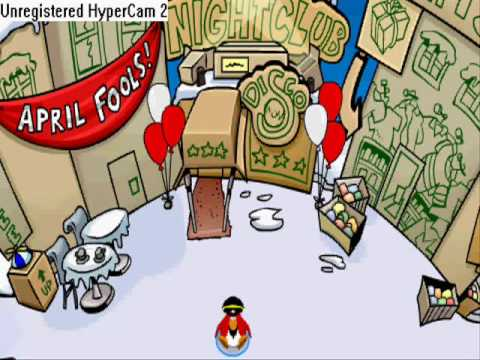 Rockhopper club penguin password