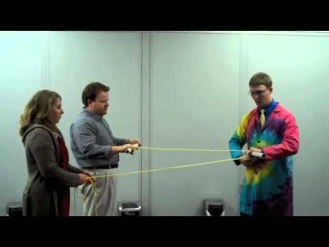 Pulley fun! a fun, at-home science experiment