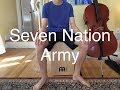 Lagu 13 Year Old Plays Seven Nation Army on the Cello