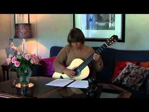 Un dia de Noviembre - Leo Brouwer - Anne Mari Hagen