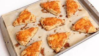 Cheddar Bacon Scones Recipe - Vitale - in the Kitchen Episode 767