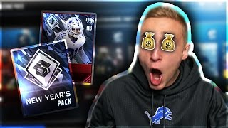 I PULLED THE BEST CARD IN THE GAME! 95 OVERALL PULL!  Madden Mobile 17