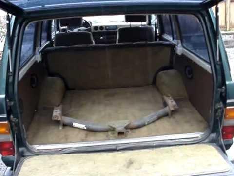 1984 Landcruiser BJ60 Wagon 3B Turbo Diesel 5 speed FOR SALE