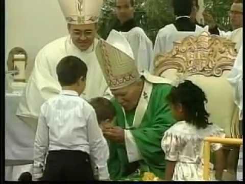Pope John Paul II - Cuba 1998