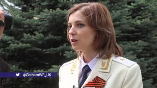 Crimea 2016: Natalia Poklonskaya - Are you a