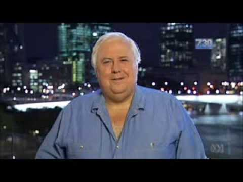 'Goodbye Campbell Newman': Clive Palmer to use Fed parliamentary privilege against Newman Gov