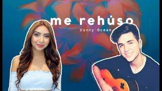 ME REHUSO DANNY OCEAN COVER | Giselle Guerra & Pablo Aranda