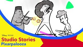 Pixar Studio Stories: Pixarpalooza | Disney•Pixar