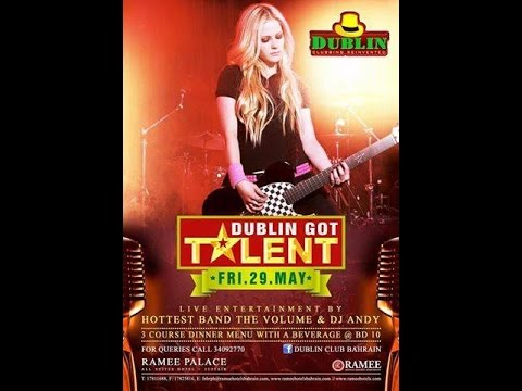Dublin Got Talent 2015