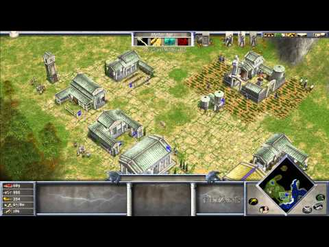 Age of Mythology The Titans - Deel 4 - De muur