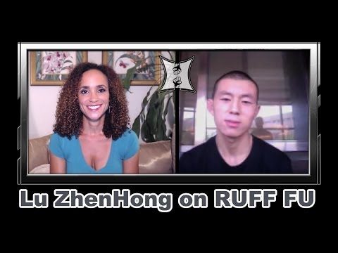 RUFF FUs L ZhenHong on Fighting He Jianwei